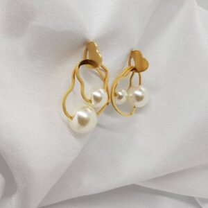 Beautiful set of Gold Earrings