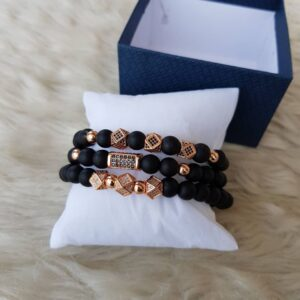 Rose gold set bRACELET