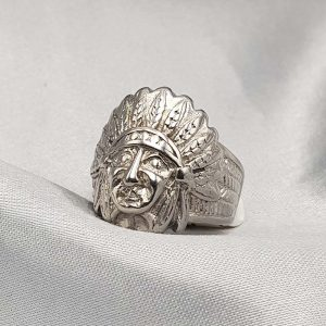 Silver ring 5